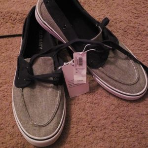 Old navy  loafers sz 10
